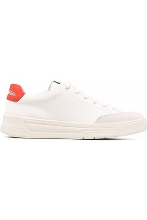 HUGO BOSS X Russel Athletic lace-up sneakers