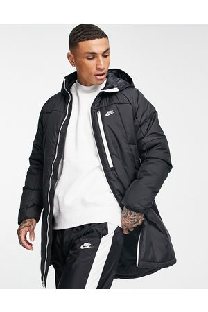Nike Legacy Therma-FIT insulated long parka coat in