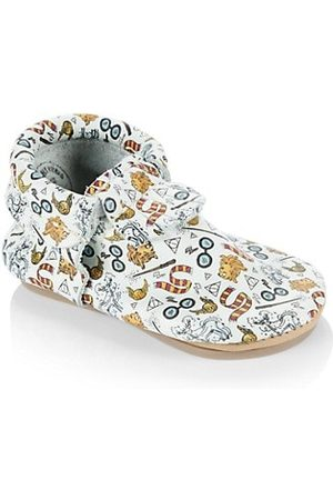Freshly Picked Loafers - Baby's x Harry Potter City Leather Moccasins