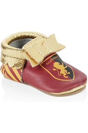 Freshly Picked Baby's x Harry Potter Gryffindor City Moccassins