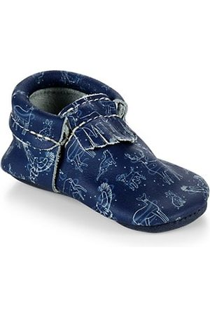 Freshly Picked Loafers - Baby's x Harry Potter Patronus City Leather Moccasins