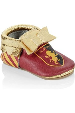 Freshly Picked Baby's & Little Kid's x Harry Potter Gryffindor Moccasins