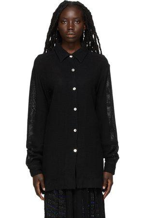 Luna Del Pinal Wool Mix Sleep Shirt