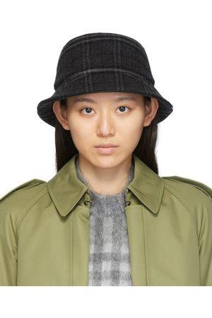 Burberry Women Hats - Check Bucket Hat