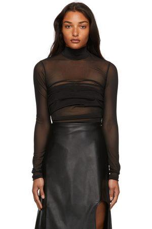 Markoo Women Bodies - The Pleat Bodysuit