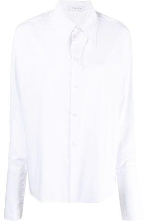 Delada Slip cuff shirt