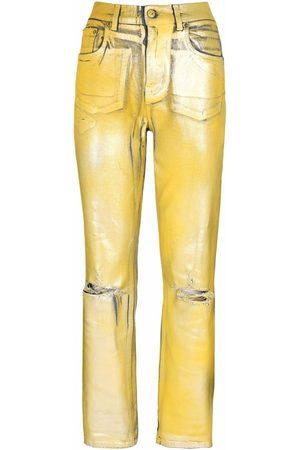Dolce & Gabbana Multi-panel denim jeans