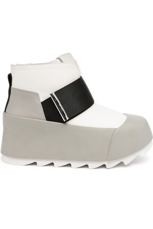 UNITED NUDE Women Heeled Boots - Platform touch-strap boots