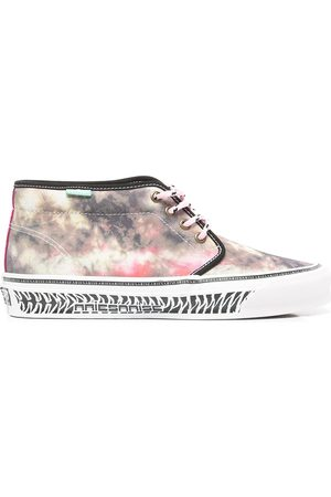 Vans X Aries Chukka lace-up sneakers