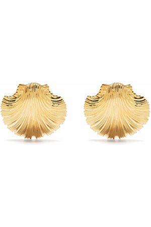 Atu Body Couture Seashell stud earrings