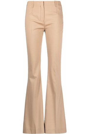 Jacquemus High-waisted flared trousers