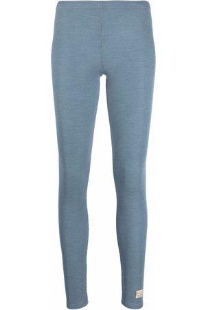 Dsquared2 Women Leggings - Ribbed-knit leggings
