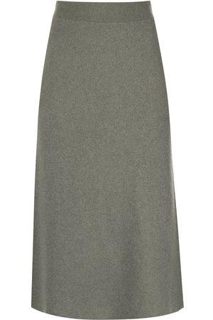 Equipment Daveney slip-on skirt