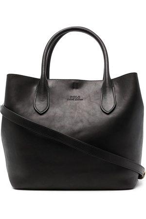 Polo Ralph Lauren Women Handbags - Medium leather tote bag