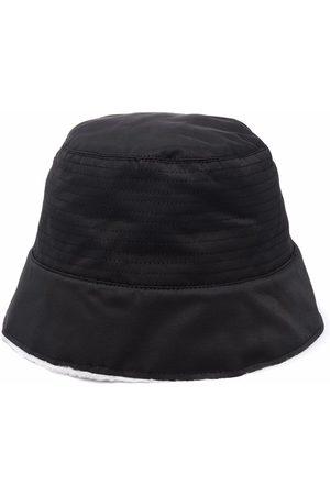 Rick Owens Zip-pocket bucket hat