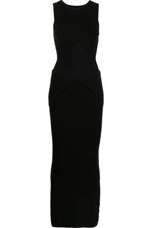 SIR Cut-out detail sleeveless dress