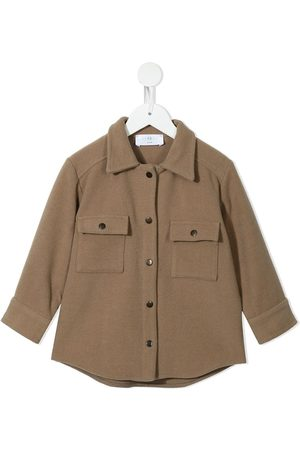 ESHVI Organic cotton shirt jacket