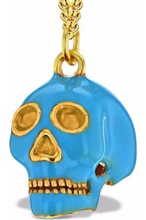 TRUE ROCKS Women Necklaces - Skull pendant necklace