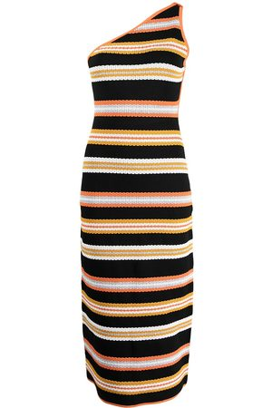 Alice McCall Miley off-shoulder knitted dress