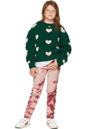 The Campamento Kids & Off- Hearts Sweater