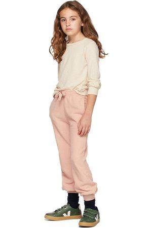 Longlivethequeen Kids Organic Cotton & Linen Long Sleeve T-Shirt