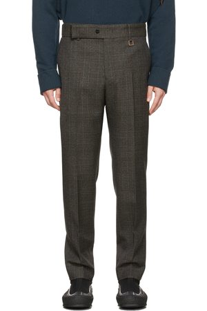 WOOYOUNGMI Wool Tapered Trousers