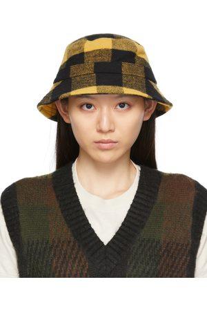 YMC & Check Bucket Hat