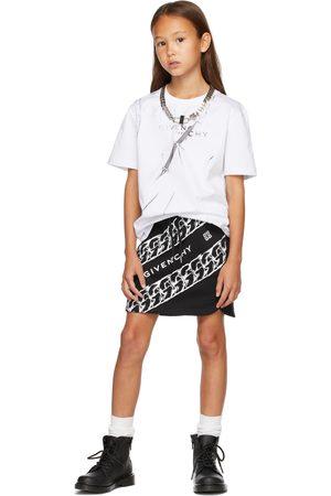 Givenchy Kids Trompe-L'œil T-Shirt