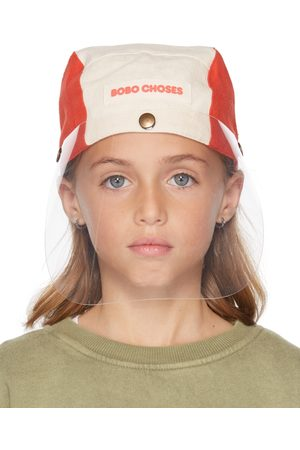 Bobo Choses Kids Off- & Orange Protector Cap