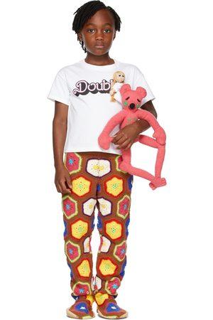DOUBLET SSENSE Exclusive Kids Logo Doll T-Shirt