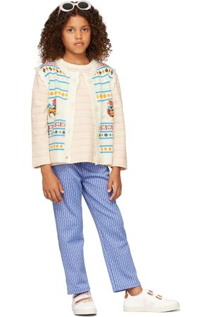 Fish & Kids Long Sleeve - Kids Stripes Long Sleeve T-Shirt