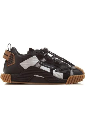 Dolce & Gabbana Boys Reflecters Trainers , 30