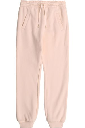 Chloé Girls Cotton Joggers Pink, 4 Years