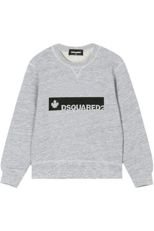 Dsquared2 Boys Printed Logo Sweater