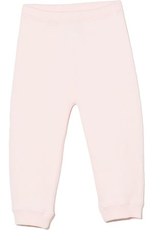 BONPOINT Cotton tapered track pants