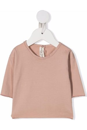 Babe And Tess Snap fastening T-shirt