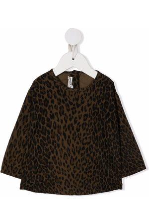 Babe And Tess Animal print blouse