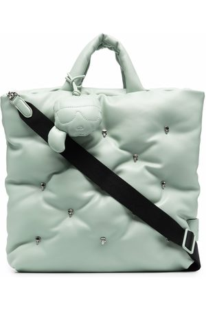 Karl Lagerfeld K/Ikonic quilted tote bag