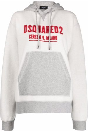 Dsquared2 Logo hooded top
