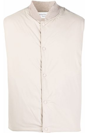 OFFICINE GENERALE Milo quilted gilet
