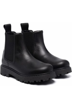 Dsquared2 Leather ankle boots