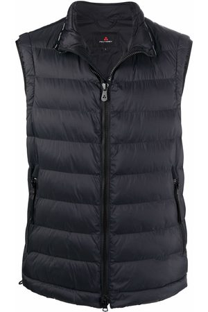 Peutery Lavet semi-opaque padded gilet