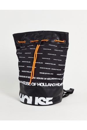 House of Holland Logo duffle bag in