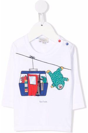 Paul Smith Cartoon print T-shirt