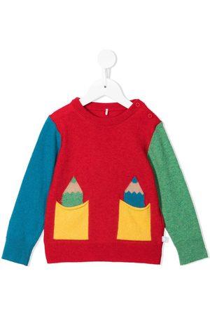 Stella McCartney Pencil print sweater
