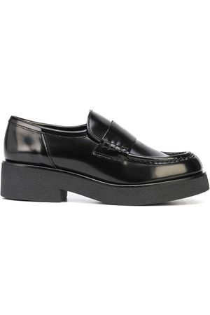 Koio Bari glossed loafers