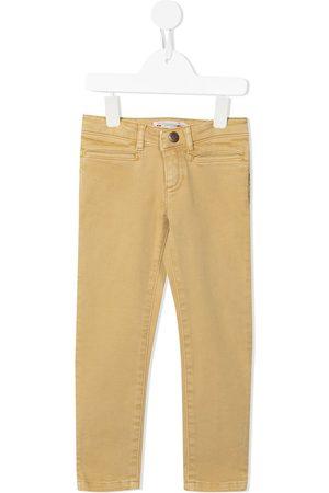 BONPOINT Mid-rise straight-leg jeans
