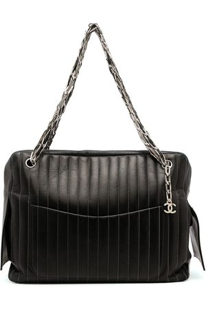 CHANEL CC quilted handbag