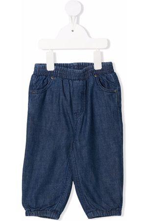 Stella McCartney Eat My Dust denim trousers