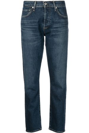 Citizens of Humanity Tapered cropped jeans
